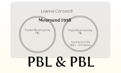PBL & PBL