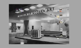 Museum of Modern Art (MoMa), fundado en 1929.