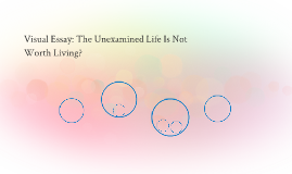 Explain Socrates  claim that  the unexamined life is not worth