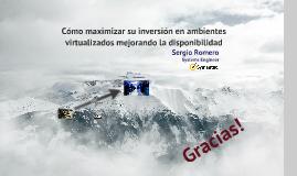Symantec. Virtualización y Cloud Computing