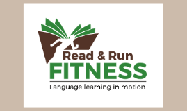 2 Minute Pitch: Read and Run Fitness