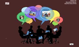 Módulo 11: Relación con el Equipo Educativo