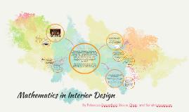 Mathematics in Interior Design