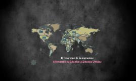 El fenómeno de la migración: