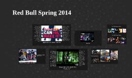 Red Bull Spring 2014