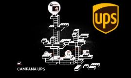 CAMPAÑA UPS