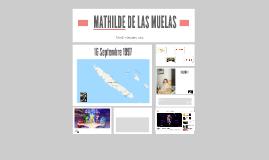 MATHILDE DE LAS MUELAS