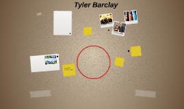 Tyler Barclay