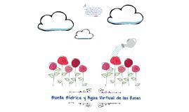 Huella Hídrica y Agua Virtual de las Rosas