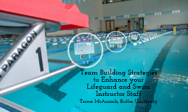 Team Building Strategies to Enhance your Lifeguard and Swim Instructor Staff