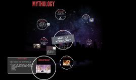 Copy of MYTHOLOGY