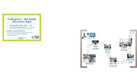 GARDNER BULLIS 2013-2014 LASD New Family