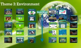 Theme 3: Environment