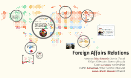 Copy of Global Affairs