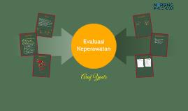 Dokumentasi Evaluasi Keperawatan