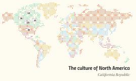 North American Culture
