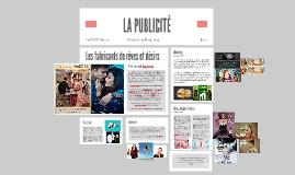 LA PUBLICITÉ