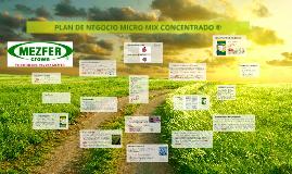 Copy of Copy of PLAN DE NEGOCIO