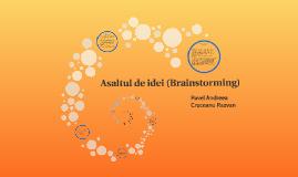 Asaltul de idei (Brainstorming)