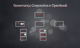 Governança Corporativa e Openbook