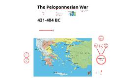 The Peloponnesian War 2012/13