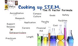 Students - 15 Factor Formula