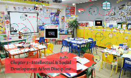 Chapter 3 - Intellectual & Social Development Affect Discipl