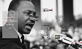 Martin Luther King - Ane García y Nagore Monedero (Grupo 10)