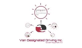 Van Designated Driving Inc.