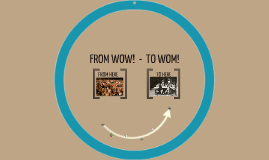 Turning WOW to WOM!