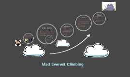 Ascending Everest