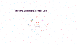 The First Commandment of God