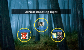 Africa: Donating Right