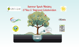 Summer Lunch Ministry - A New & Improved Collaboration