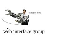 web interface group