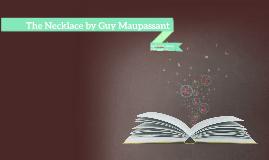 Author : Guy de Maupassant