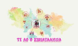 Te Ao o Kiriataahua