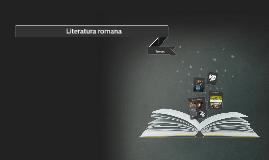 Temas de la literatura romana