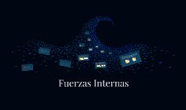 Fuerzas Internas