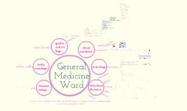 Copy of GENERAL MEDICINE WARD