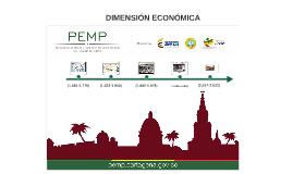 PEMP DIMENSIÓN ECONOMICA