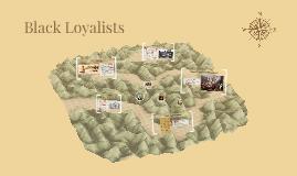 Black Loyalists