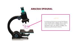 ABSCESO EPIDURAL
