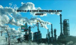 Copy of IMPACTO EN LA ACTIVIDAD INDUSTRIAL