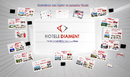 Hotele Diament S.A. Prezentacja Sieci