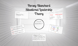 Hersey-Blanchard Situational Leadership