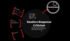 new criticism vs reader response criticism New criticism vs reader-response criticism what is more accurate, new criticism or reader response criticism the answer is neither, seeing as both styles of critic views and analyzes the topic at hand and gives feedback.