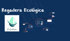 Regadera Ecológica
