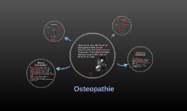 Ostepathie