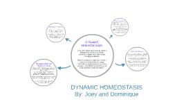 DYNAMIC HOMEOSTASIS